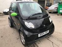 2004 Smart FourTwo automatic, starts and drives well, 1 years MOT, 74,000 miles, car located in Grav