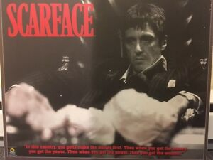 Scarface Laminated Posters XS, Small and Medium West Island Greater Montréal image 4