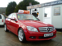 2008 MERCEDES C200 CDI MANUAL .. FINANCE AVAILABLE,,free 6 months RAC warranty