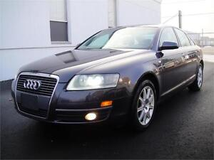 2005 AUDI A6 3.2 QUATTRO-LOADED SUNROOF LEATHER POWER EVERYTHING