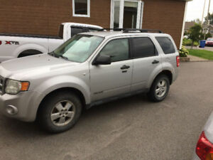 2008 Ford Escape VUS AWD