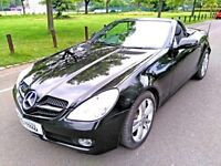 2010 MERCEDES SLK 200 KOMPRESSOR, CONVERTIBLE, 62K MILES, MANUAL, like bmw z4 audi tt porsche boxter