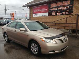 2009 Toyota Camry LE****4 CYLINDER***ONLY 125 KMS****** London Ontario image 1
