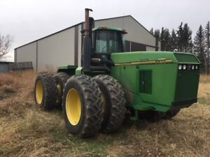 JOHN DEERE 8870 4WD TRACTOR FOR SALE