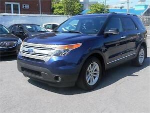 FORD EXPLORER XLT 4WD 2011 ( 7 PASSAGERS,NAVIGATION,BLUETOOTH )