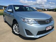 2014 Toyota Camry ASV50R Altise Blue 6 Speed Sports Automatic Sedan Garbutt Townsville City Preview