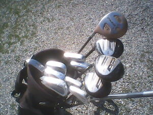 Left Golf Clubs
