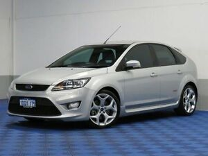 2010 Ford Focus LV XR5 Turbo Silver 6 Speed Manual Hatchback East Rockingham Rockingham Area Preview