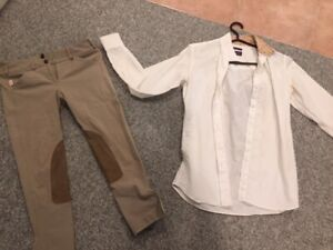 Horse riding-show clothing for sale