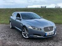 2013 Jaguar XF 3.0d V6 Premium Luxury 5dr Auto ESTATE Diesel Automatic