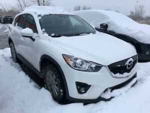 2016 Mazda CX-5 GS+AWD+TOIT 1 PROPRIO+JAMAIS ACCIDENTÉ