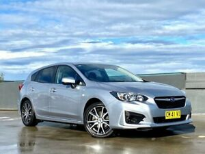2017 Subaru Impreza G5 MY18 2.0i CVT AWD Silver 7 Speed Constant Variable Hatchback Blacktown Blacktown Area Preview