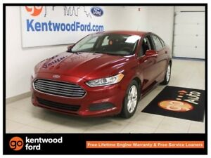 2016 Ford Fusion SE- 2.5L 6-speed- reverse cam