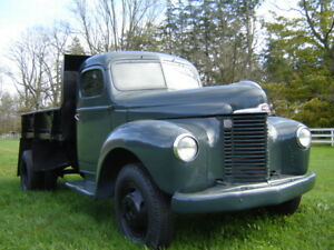 1947 International KB-5 Dump Truck