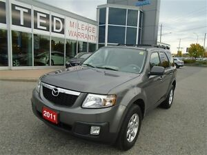 2011 Mazda Tribute **SUPER CLEAN! AUTOSTART!**GS FWD
