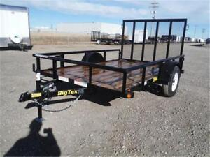 6.5 x 10 Single Axle Trailer - 2,995# GVW - OUT THE DOOR PRICES!