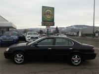 2003 Acura TL Kamloops British Columbia Preview