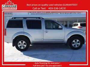 2006 Nissan Pathfinder SE 4x4 NEW TIRES FINANCING AVAILABLE