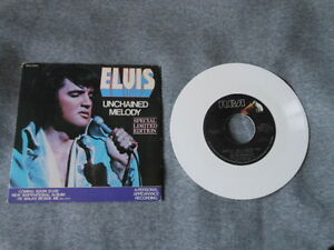ELVIS unchained melody