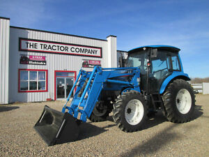 New 2015 72HP LS tractor with loader