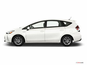 2012 toyota prius v for parts