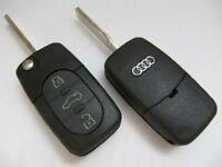 Lost Audi key Central Park wallasey