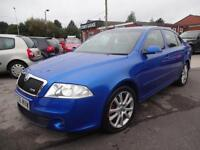 SKODA OCTAVIA 2.0 PD TDi VRS 170~56/07~5 DOOR HATCHBACK~6 SPEED MANUAL~FAST TDi