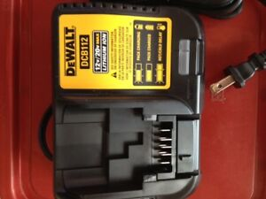 Dewalt DCB115 12V Max-20V Max Lithium Ion Battery Charger