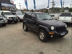 2004 Jeep Cherokee KJ MY05 Upgrade Limited (4x4) 5 Speed Automatic Wagon Lilydale Yarra Ranges Preview