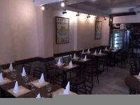 EXPERIENCED WAITER, WAITRES, HOSTESS REQUIRED FOR ITALIAN RESTAURANT