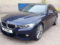 2013 BMW 3 SERIES 3.0 330D M SPORT 4d AUTO 255 BHP FULL SERVICE HISTORY