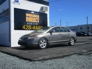2008 Honda Civic SEDAN LX 1.8 L*COMES WITH SPARE SET OF TIRES*