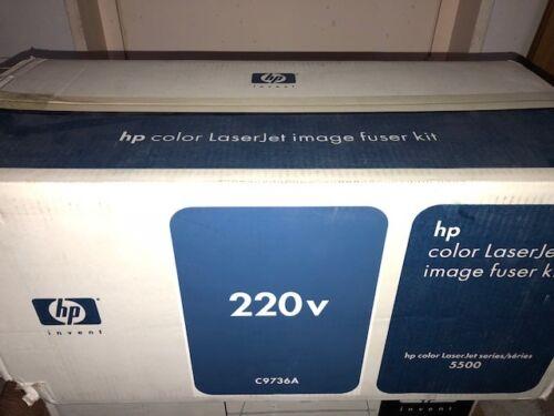 Hewlett Packard C9736A Fuser / 100% HP Genuine part for HP Color LaserJet 5500