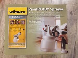 Wagner Paint ready sprayer
