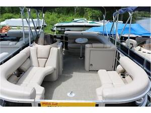 2016 PONTOONS ARE ON SALE, AND THERE IS ONLY 3 LEFT. NO FREIGHT Peterborough Peterborough Area image 6
