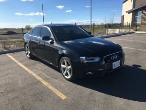 2013 Audi A4 2.0T Quattro Tech Pack