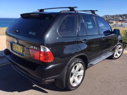 2004 BMW X5 Wagon