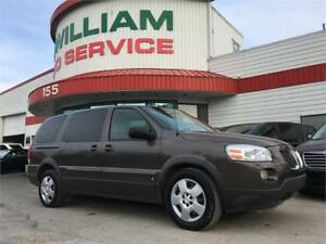2008 Pontiac Montana SV6 w/1SA Extended Wheel Base! Clean Title!