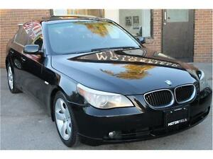 2006 BMW 5 Series 525i *ONE OWNER | NO ACCIDENTS | CERTIFIED*