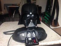Darth Vader Land Line Phone