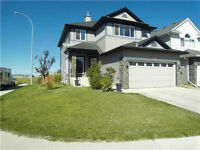 Airdrie: Rent or Rent to Own Luxurious 4bdrm Luxstone Home