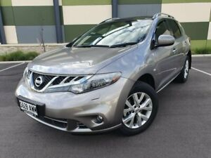 2012 Nissan Murano Z51 Series 3 TI Silver 6 Speed Constant Variable Wagon Blair Athol Port Adelaide Area Preview