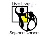 Intro to Modern Square Dancing Oct. 7th