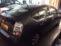 Toyota Prius 1.5 Hybrid T Spirit CVT 5dr 12 month FREE PCO