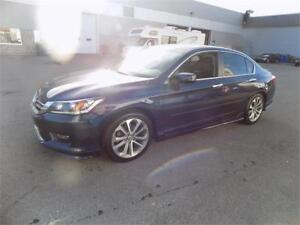 2014 Honda Berline Accord Sport  **42,000KM**SEULEMENT