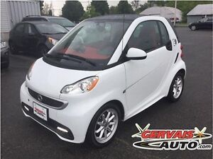 smart fortwo electric drive Passion Toit A/C MAGS 2014