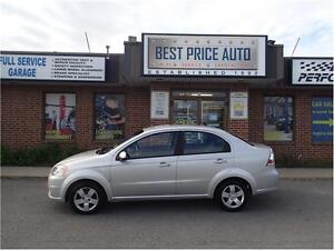 2007 Chevrolet Aveo LS **GREAT LITTLE CAR TO GET AROUND**