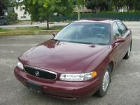 2002 Buick Century Limited LOCAL ONE OWNER 108km!