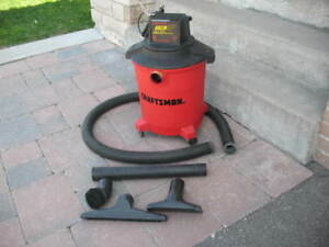 Craftsman Wet/Dry/Blower/Vacuum