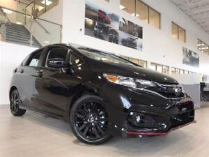 2018 Honda Fit Sport-HS CVT
